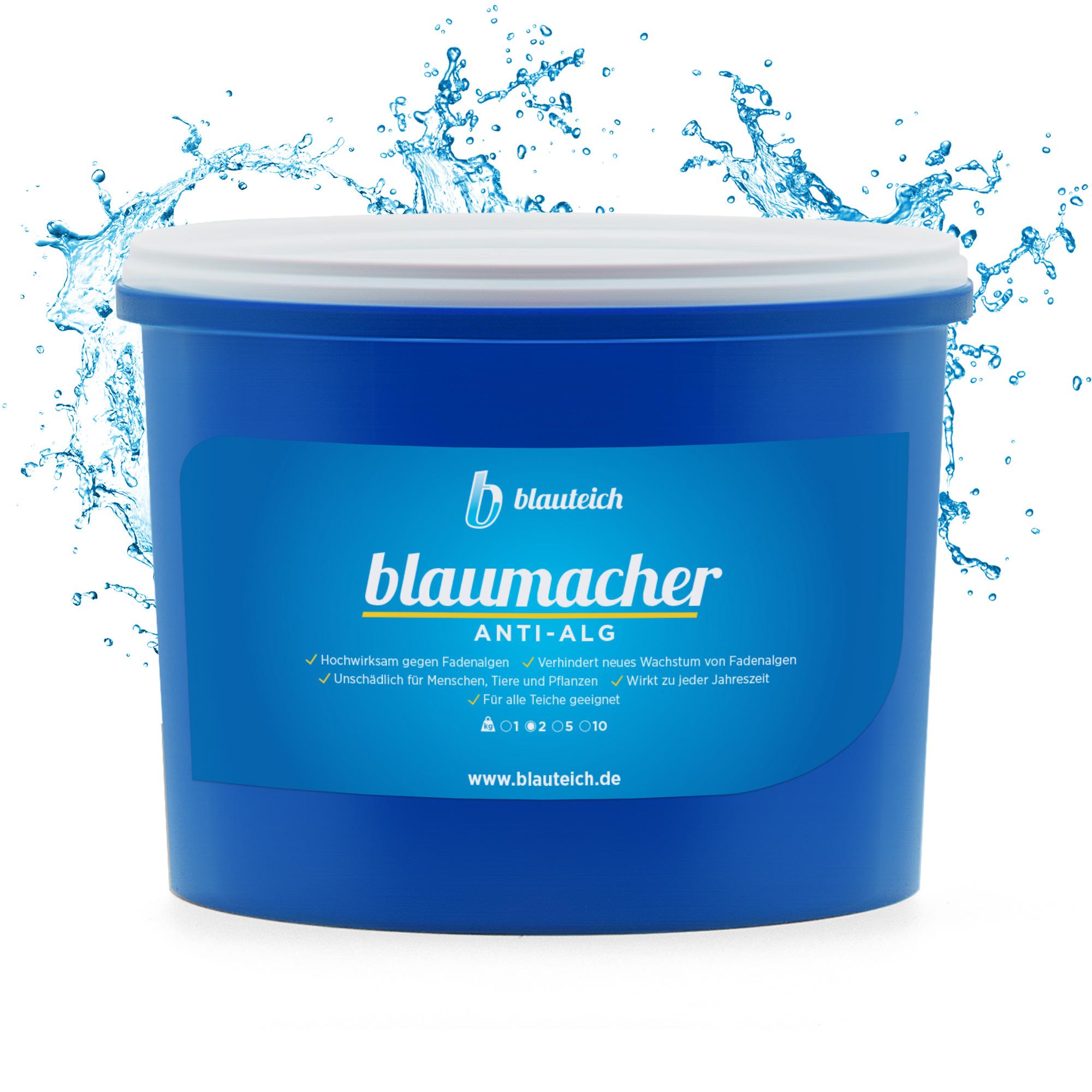 Blaumacher Anti-Alg Fadenalgenvernichter